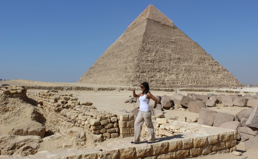 Walk like anEgyptian
