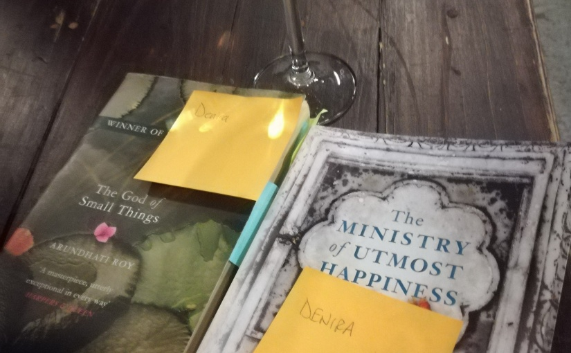 An Evening with Arundhati Roy: The Politics of Post-Its and GreenLipstick